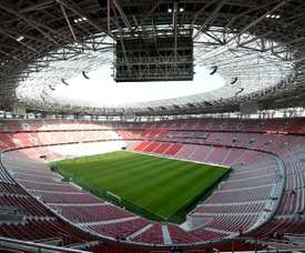 The Ferenc Puskas Arena will be one of 12 venues for Euro 2020. AFP