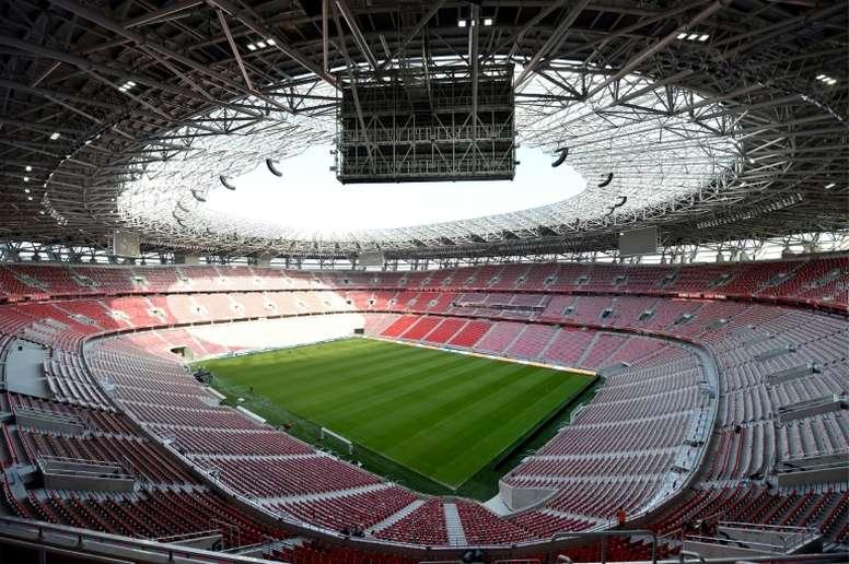 Sevilla y Bayern se enfrentarán en la gran final. AFP