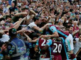 Kouyate's goal earned the Hammers a crucial victory.
