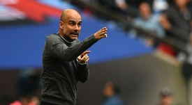Diretor da Juventus nega interesse em Guardiola. AFP