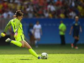 US goalkeeper Hope Solo called the Swedish team cowards for playing too defensively at the 2016 Rio Olympics