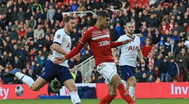 Middlesbrough have teamed up with Gamstop to help stop people from gambling. AFP