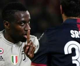 Matuidi é oferecido à Inter de Milão. AFP