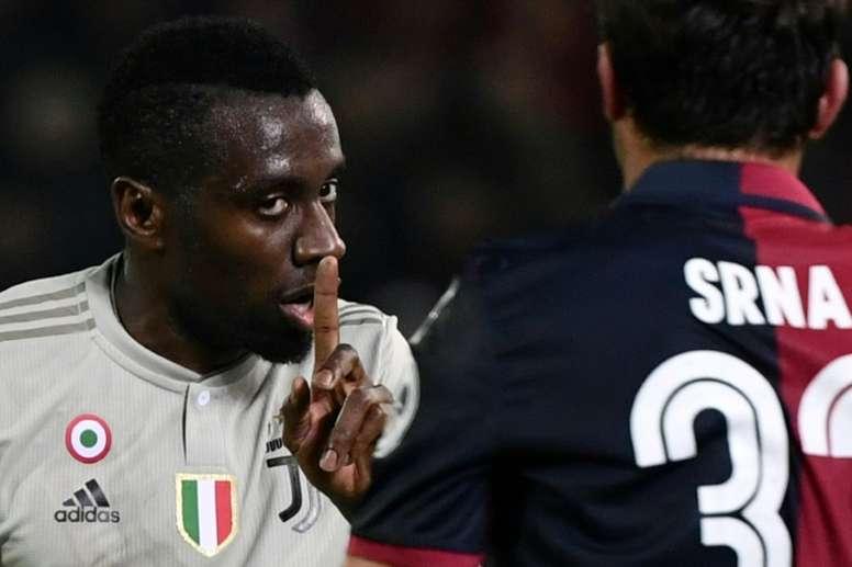 Matuidi para volver a hacer del Mónaco un grande. AFP