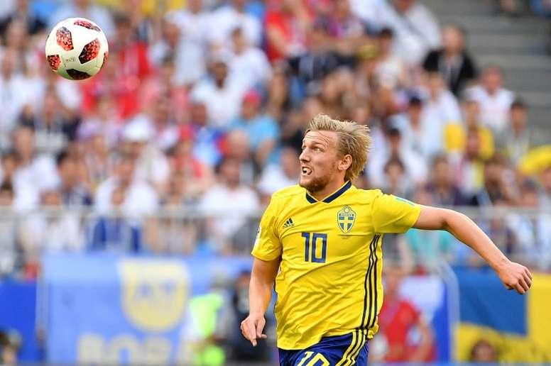 All the talk leading into Euro 2020 is around France, England, and Germany, but Sweden? AFP