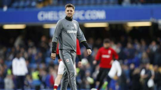 Jonathan Woodgate spoke about losing at Real Madrid. AFP