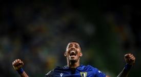 El Famalicao está bordándolo en la Liga Portuguesa. AFP