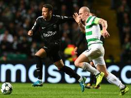 Scott Brown has been injured this season. AFP