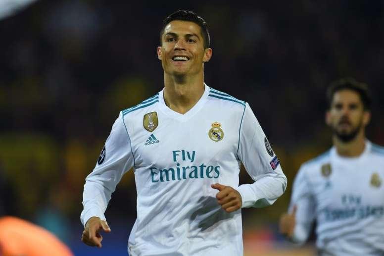 El Madrid, a recuperarse. AFP