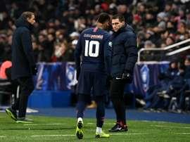 UEFA suspende Neymar por três partidas. AFP
