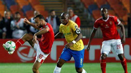 Ahly, Zamalek face off in historic CAF Champions League final. AFP