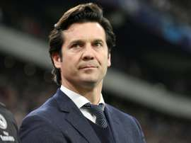 Solari dismisses complaints about the schedule. AFP