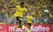 Sancho reste au Borussia. afp