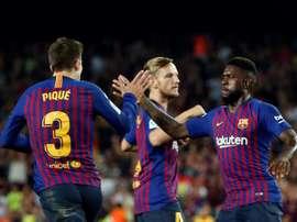 Le Barça pourrait recruter un central au mercato d'hiver.