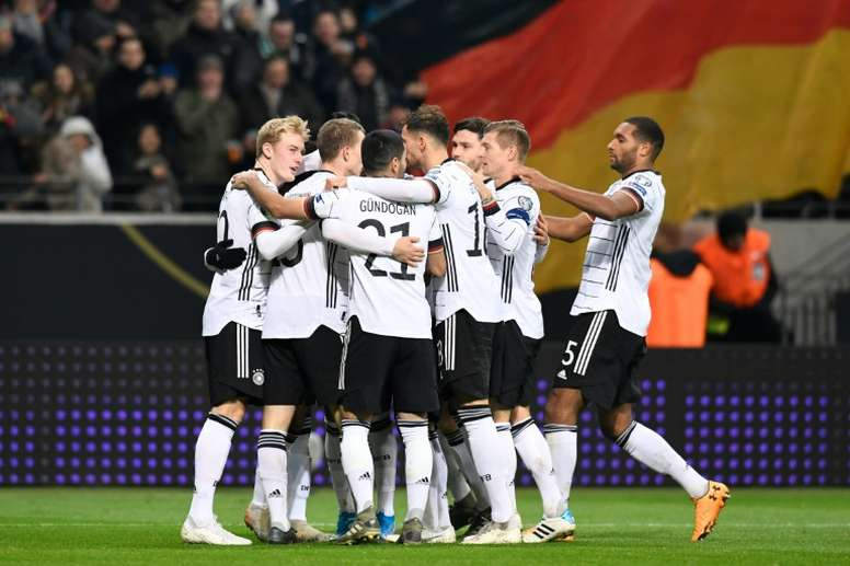 Germany Confirm Home Match Against Spain In September Besoccer