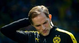 Tuchel has Pokal goosebumps. AFP
