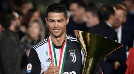 Il se passera de Cristiano Ronaldo face à la Sampdoria. Goal