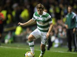 Forrest and Celtic opened their European campaign with a 1-0 win over Rosenborg. AFP