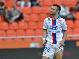 Valbuena's death had been falsely reported on Sunday. AFP