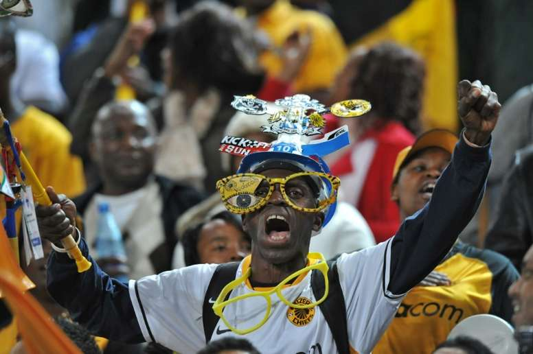 Kaizer Chiefs lost their opening league game and drew the second. AFP
