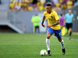 For us the draw is a defeat, Brazil star Neymar said