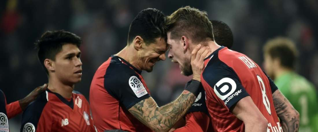 Xeka helps Galtier celebrate new Lille deal