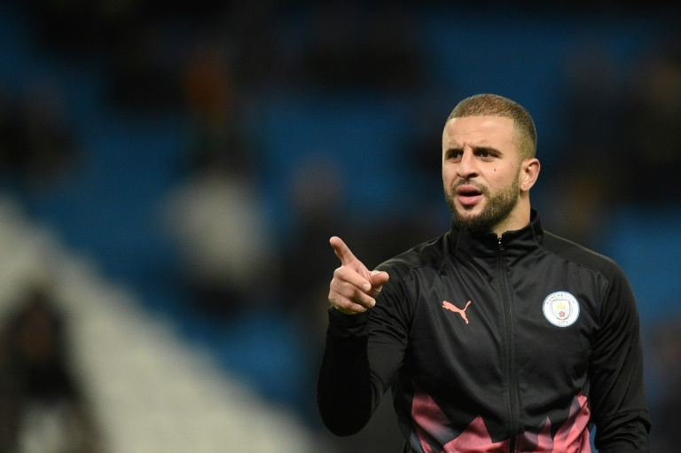 International : Man City : Kyle Walker au coeur d'un scandale en Angleterre