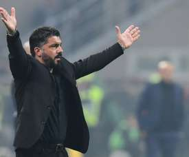 Gattuso more upset by 'unacceptable' bust-up than Milan derby defeat