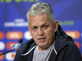 Reinaldo Rueda's Chile are eyeing up another Copa America final. AFP