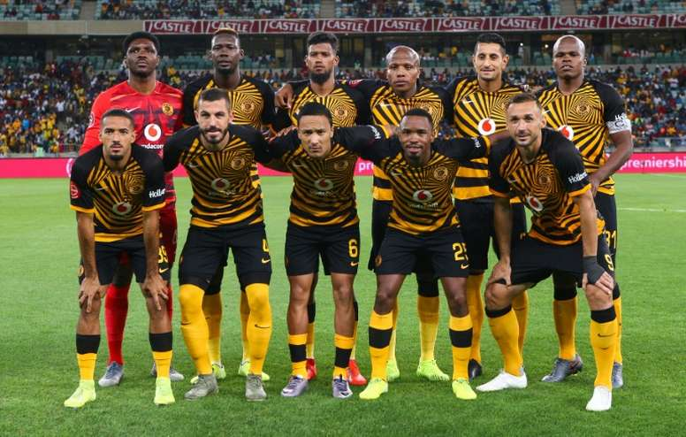 Kaizer Chiefs will play PWD Bamenda. AFP