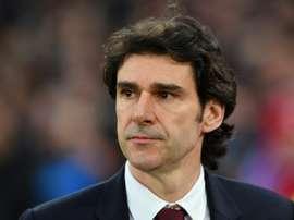 El Sporting de Portugal busca entrenador. AFP