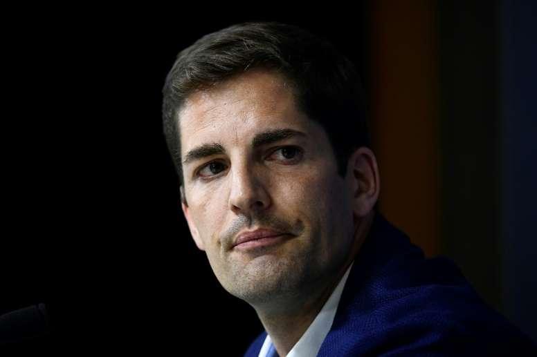 Robert Moreno habló sobre la posibilidad de seleccionar a Paulista. AFP