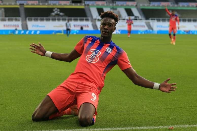 Chelsea won 2-0. AFP
