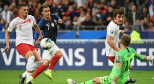 Ayhan equaliser forces France to wait for Euro 2020 spot. AFP