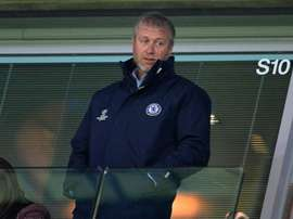 Abramovich has signed 20 strikers for Chelsea so far. AFP