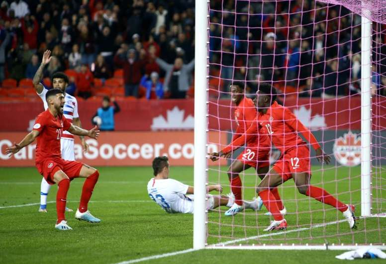 Soul-searching goes on for US after Canada shock. AFP