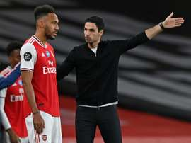 . Arteta voices fears over virus threat from international window. AFP