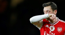 Özil will only leave for Fenerbahçe or the MLS. AFP