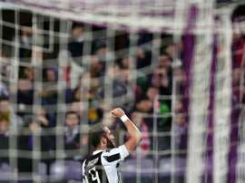 Bernardeschi, Higuain put Juventus top amid VAR fiasco. AFP