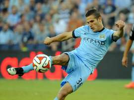 Argentine midfielder Bruno Zuculini was bought by Manchester City in 2014 but has been loaned to Valencia, Cordoba and Middlesbrough since then and now is off to AEK Athens on a six-month loan deal