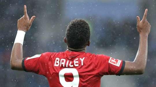 Chelsea réactive son intérêt pour Leon Bailey. AFP