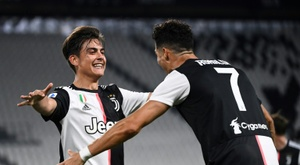 Juve's 'MVP' Dybala in race against time for Lyon decider