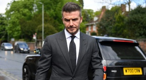 L'équipe de rêve que souhaite former Beckham à l'Inter Miami. AFP