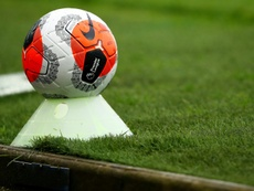 A Premier League bailout offer for lower-league clubs was rejected in October. AFP