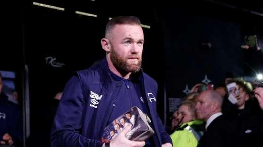 Rooney urges Man Utd fans to be patient. AFP