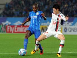 Ramires could be set for a return to Europe in January. AFP