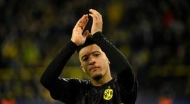 El United no logró convencer al Borussia. AFP