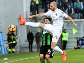 Paletta looks set to play in Chinese Super League. AFP