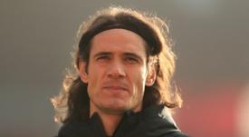 Cavani banned over 'negrito' social media post. AFP
