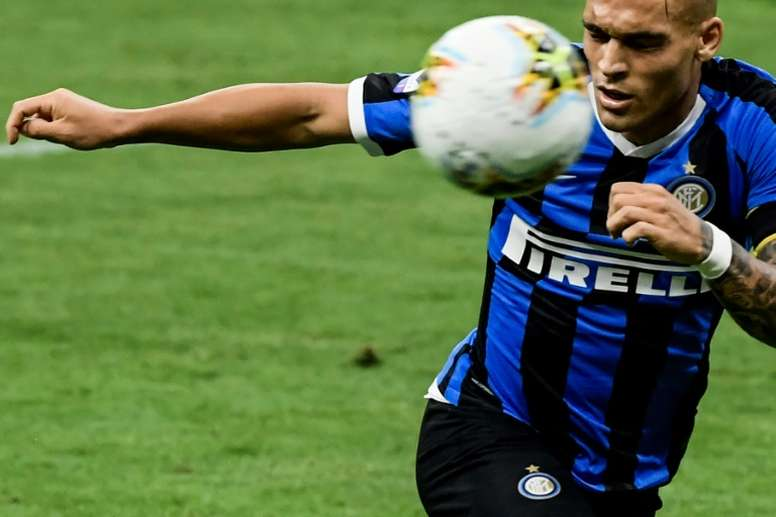 Talks with Inter over Martinez have 'stopped', says Barca's Bartomeu. AFP